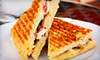 Via Fresca - Westmere: $15 for Three Groupons, Each Good for $10 Worth of Italian Food at Via Fresca ($30 Total Value)