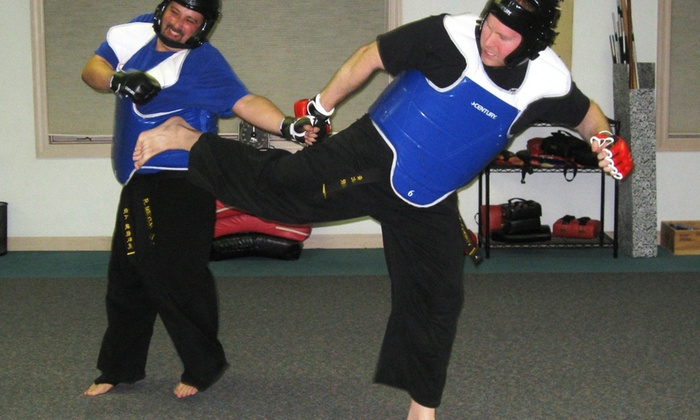 Initial Tkd Martial Arts - Batavia: $38 for $109 Worth of Martial-Arts Lessons — Initial TKD Martial Arts