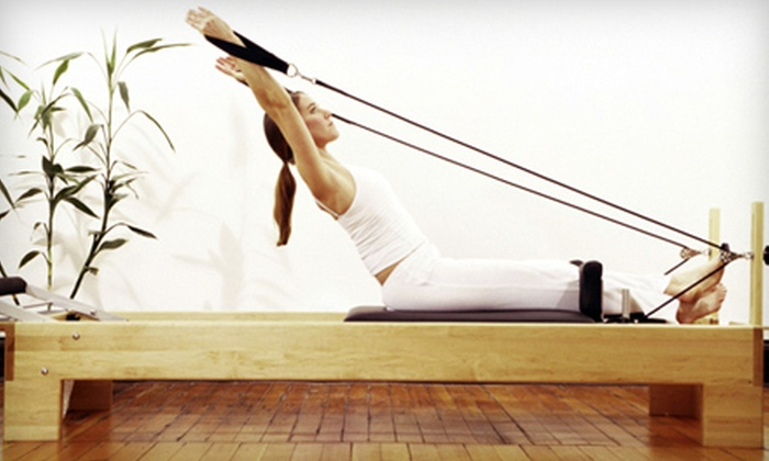 Studio Hargett - University: One or Three Private Pilates Equipment Classes at Studio Hargett (Up to 62% Off)
