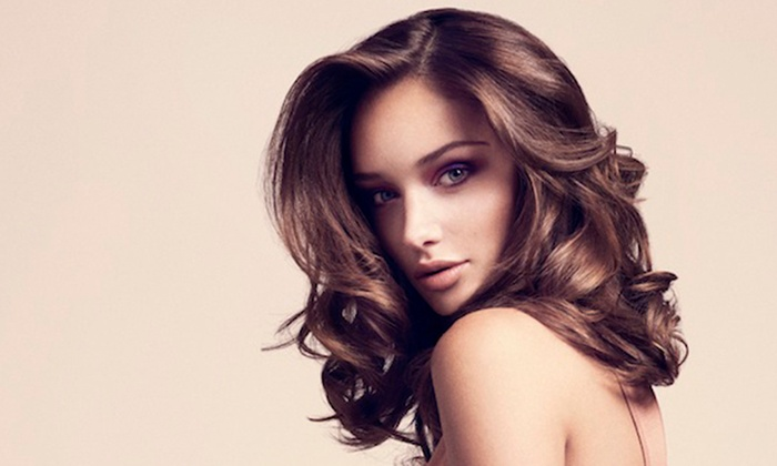 Golden Touch Salon - Golden Touch Salon: Up to 51% Off Hair Design & Style at Golden Touch Salon