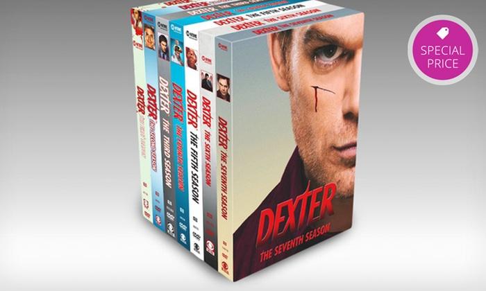 Dexter 7-Season DVD Collection: Dexter 7-Season DVD Collection