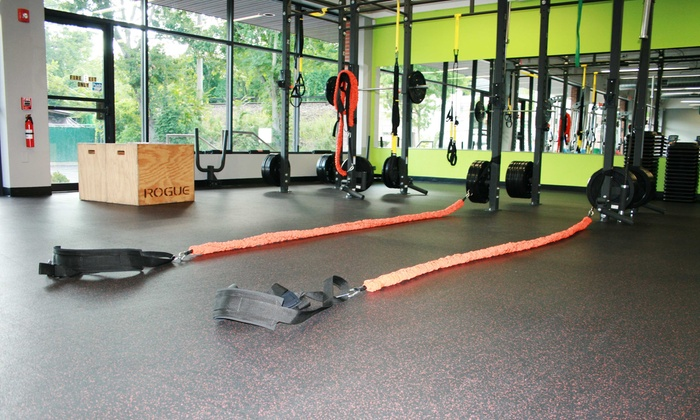 THE PARTNERS GYM - THE PARTNERS GYM: $35 for 5 Fitness Classes of Your Choice at The Partners Gym ($100 Value)