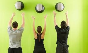 The Fixx Workout Studio: Two Weeks or One Month of Unlimited Fitness Classes at The Fixx Workout Studio (80% Off)