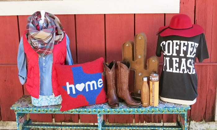 Bless Your Heart - Multiple Locations: Boutique Apparel and Gifts at Bless Your Heart (38% Off)