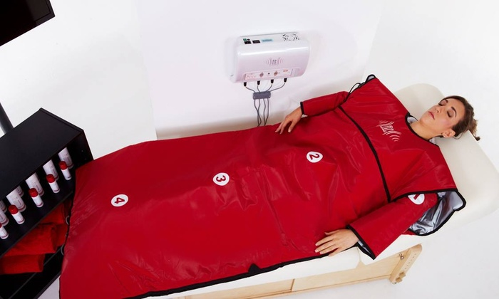 Hot Spot Wraps & Massage - Hot Spot Wraps & Massage: $199 for $340 Worth of Couples Massage & Wrap Package at Hot Spot Wraps & Massage
