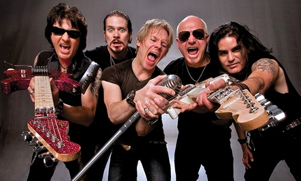 Dokken and Warrant with Firehouse on Saturday, August 22, at 8 p.m. (Up to 52% Off)