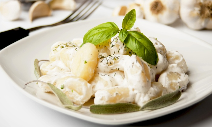 Sopra Ristorante - Byward Market - Parliament Hill: C$25 for C$40 Worth of Italian Dinner and Drinks for Two or More, Sunday–Thursday at Sopra Ristorante