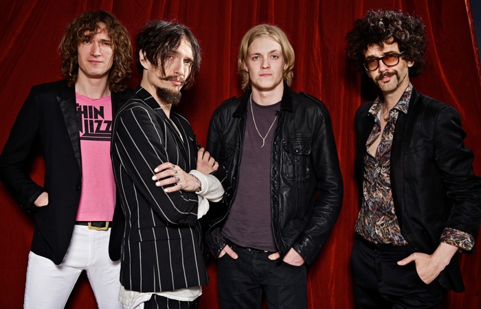 The Darkness - Riverside Municipal Auditorium: The Darkness on April 13 at 8 p.m.