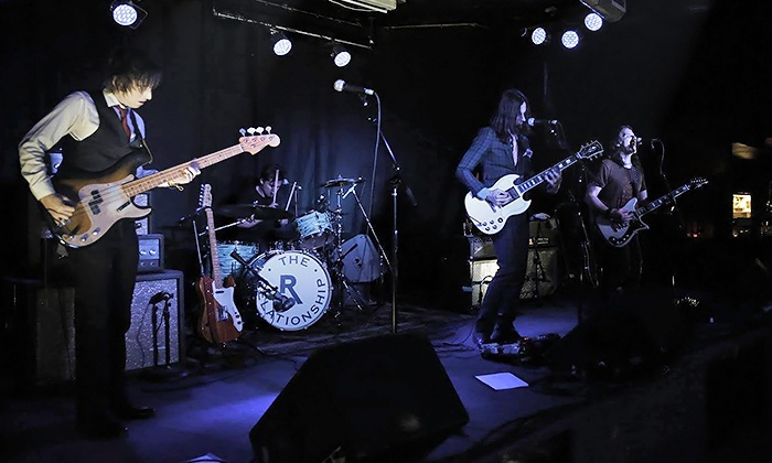 The Relationship - Urban Lounge: The Relationship Featuring Weezer's Brian Bell at The Urban Lounge on January 25 at 8 p.m. (Up to 48% Off)