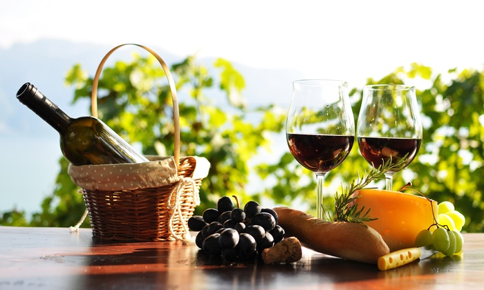 Grayhaven Winery & The South African Food & Wine Festival - Gum Spring: $90 for Six Tickets to South African Food & Wine Festival at Grayhaven Winery ($180 Value)