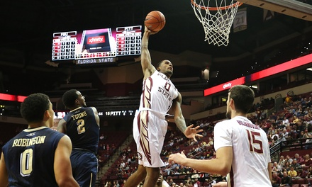 Virginia Commonwealth vs. Florida State Men's Basketball Game on December 6 at 2 p.m.