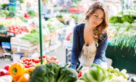 $6 for $10 Worth of Farmers' Market Goods — Sipma Farms