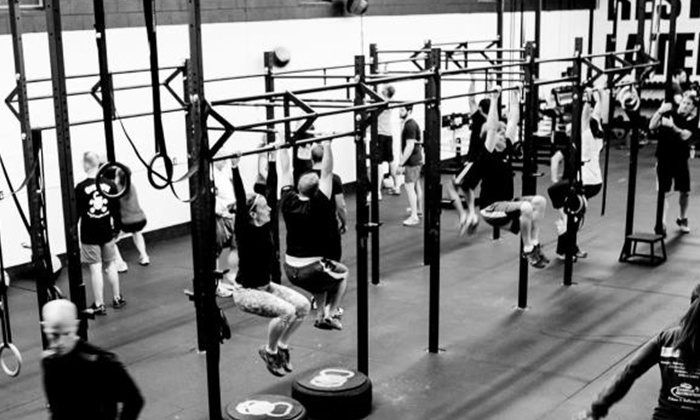 Crossfit Maximus - Multiple Locations: $99 for Six Weeks of Boot-Camp or CrossFit Academy Classes, Body Analysis, and Massage ($405 Value)