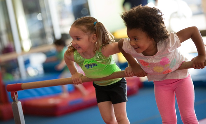 The Little Gym - Multiple Locations: Children's Classes and Open-Play Sessions at The Little Gym (76% Off). Four Options Available.