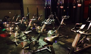 6 Degree Burn Fitness Studios: Up to 67% Off Cycling Classes at 6 Degree Burn Fitness Studios