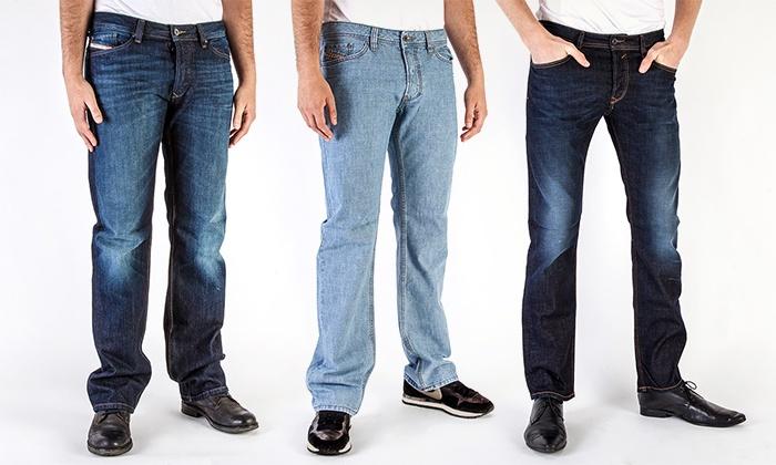 reputable site c20ed cfae4 Jeans per uomo Diesel | Groupon