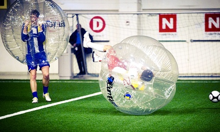 Bubble Soccer Tournament - Ravenswood: Registration for One Player or One Team of Up to 10 Players in the Bubble Soccer Tournament (Up to 60% Off)