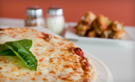 One or Two Starters, Pizzas, and Entrees at Cafe De Waraku (Up to 56% Off)