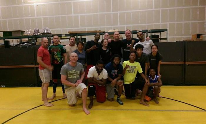 The Asylum Fight Team Vegas - Las Vegas: $10 for $100 Worth of Martial-Arts Lessons — The Asylum Fight Team Vegas