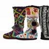 Muk Luks Women's Knit Slipper Boots