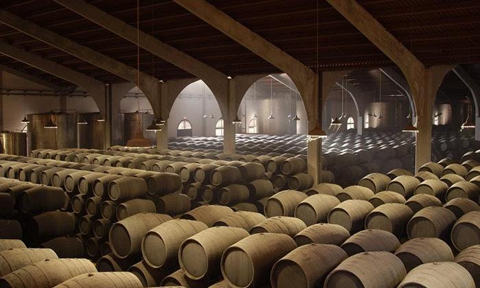 Bodegas Real Tesoro y Valdespino - Bodegas Real Tesoro y Valdespino: Visita de las Bodegas Marqués del Real Tesoro y cata de sus vinos para dos o cuatro personas desde 12,95 €