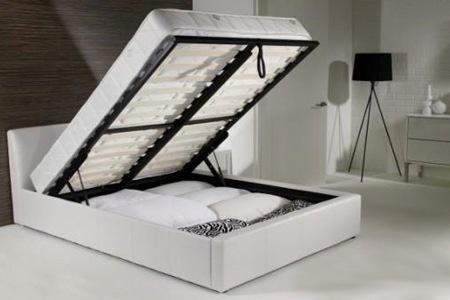 - Ottoman Storage Bed Frame Groupon Goods