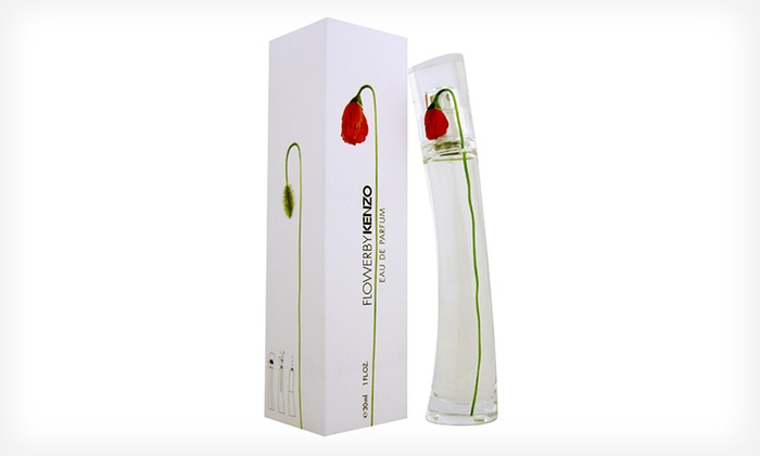 Flower By Kenzo Eau de Parfum Spray: $26.99 for Flower By Kenzo Eau de Parfum Spray; 1 Fl. Oz. ($58 List Price). Free Shipping.