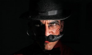 Bennywise's House of Horrors: Haunted House Admission for Two, Four, or Six at Bennywise's House of Horrors (Up to 42% Off)