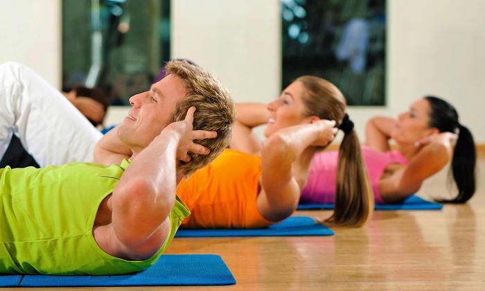 MAX Martial Arts & Fitness - East Farmingdale: 15 Martial-Arts Classes or 20 Fitness Classes at MAX Martial Arts & Fitness (88% Off)