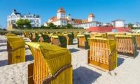Rügen: 3, 4, 6 oder 8 Tage für 2 in der Suite (ca. 75 qm²) mit HP  im Strandhaus Belvedere