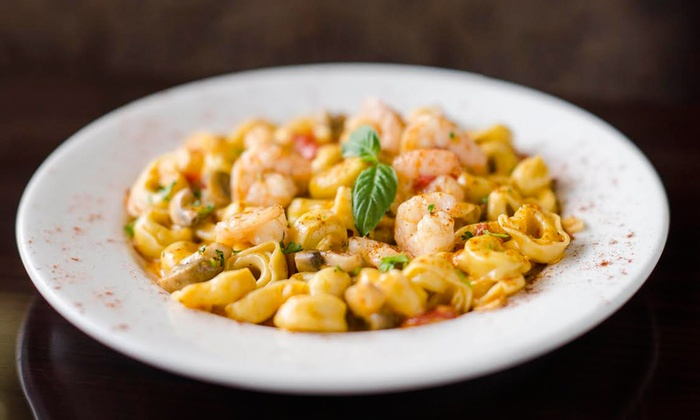 Vinzo's Italian Grill & Pizzeria - Casselberry: $35 for Dinner for Two with Appetizers and Wine at Vinzo's Italian Grill & Pizzeria (Up to $55.48 Value)