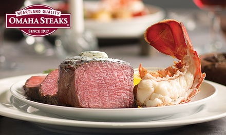 Valentines Day Packages with Free Shipping from Omaha Steaks (Up to 67% Off)