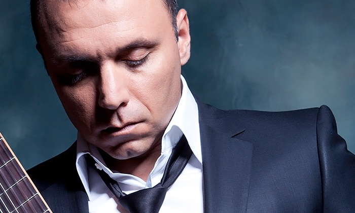 """Pavlo in Concert"" - Simmons Center Theater: Pavlo in Concert at Simmons Centre Center on Friday, May 1, at 7:30 p.m. (Up to 40% Off)"