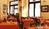Ristorante Pugliese La Campana - LA CAMPANA: Menu gourmet pugliese alla carta con piatti di mare o di terra e vino per 2 o 4 persone a La Campana (sconto fino a 59%)