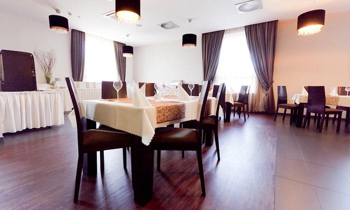 Hotel Niepołomicerestauracja W Niepołomice Groupon