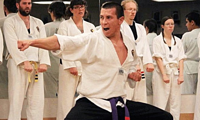 Rifkin Professional Karate Center - Third Ward: One or Two Months of Karate Classes with Uniform at Rifkin Professional Karate Center (Up to 73% Off)