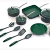 $129.99 for Orgreenic 13-Piece Cookware Set