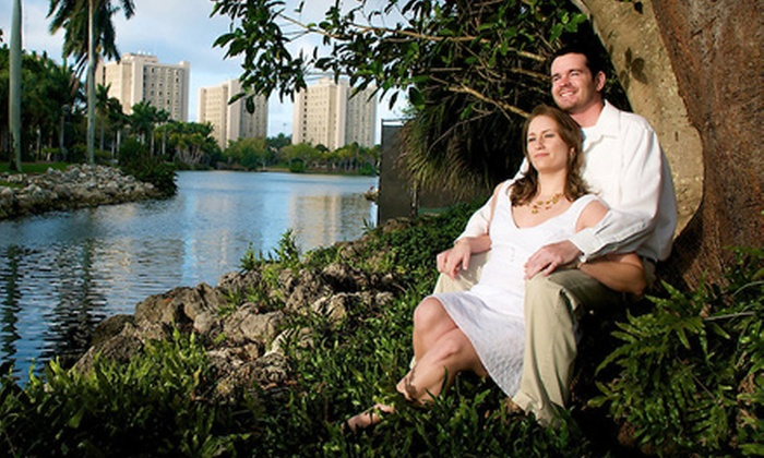 Yamila Images - Doral: $248 for $450 Worth of Outdoor Photography from Yamila Images
