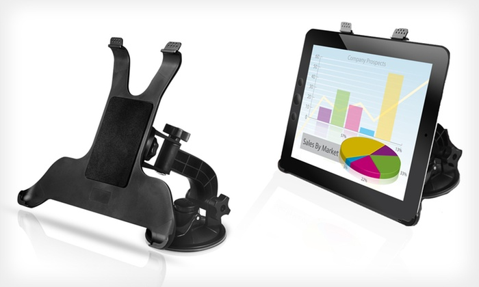 PowerUp 3-in-1 iPad Mount: $29 for a PowerUp 3-in-1 iPad Mount ($49.99 List Price)