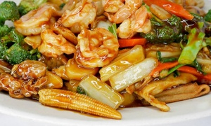 Golden Wok Restaurant: $20 for Two Groupons, Each Good for $15 Worth of Chinese Food at Golden Wok Restaurant ($30 Total Value)