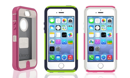 groupon daily deal - Otterbox Commuter or Defender Case for iPhone 5/5s from $12.99–$14.99. Multiple Styles Available. Free Returns.