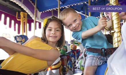 Unlimited Rides for One, Two, or Four at Joyland Amusement Park (Up to 48% Off)