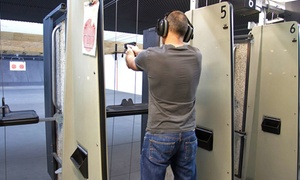 Southport Indoor Pistol Club: $49 for a Session with 50 Rounds of .22 Ammunition for One or Two People at Southport Indoor Pistol Club