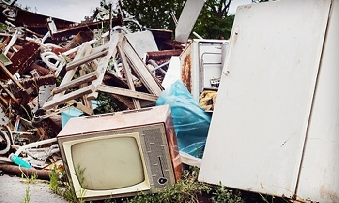 Junk King - Tallahassee: $39 for $89 Worth of Junk Removal from Junk King