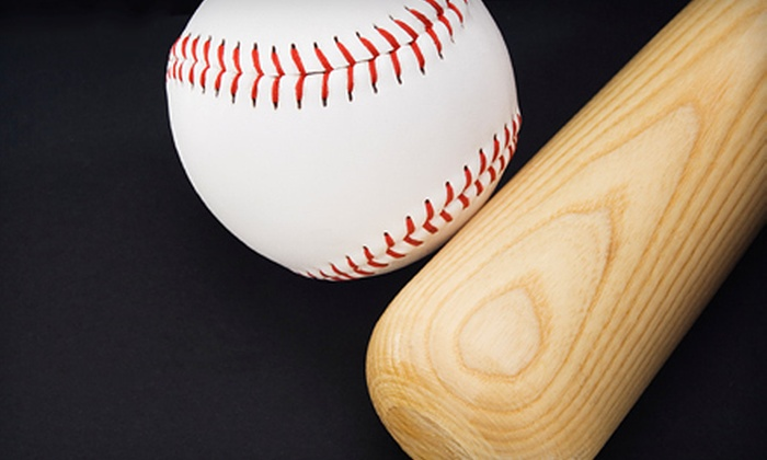 Elite Sports Training Center - St. Charles: 20 or 35 Batting-Cage Tokens, or One Month of Membership to Elite Sports Training Center (Up to 53% Off)