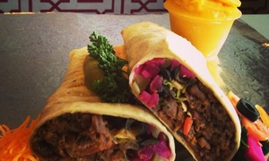 Mirage Grill: $24 for Three Groupons, Each Good for $15 Toward Mediterranean Food at Mirage Grill ($45 Total Value)