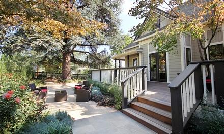Romantic 4-Star Inn in Sonoma County