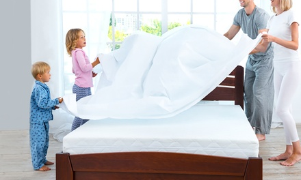 Four-Way Protection Mattress Protector