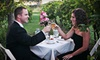 Up to 54% Off at The Vineyards Restaurant
