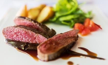 Savourez un menu en 3 services chez Brasserie Courant D'eau à Gand
